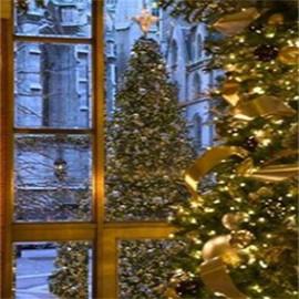 Festone Natale Colorato