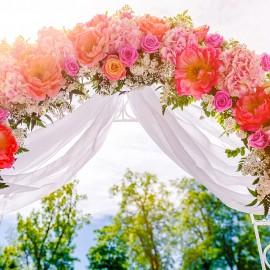 Arcate floreali