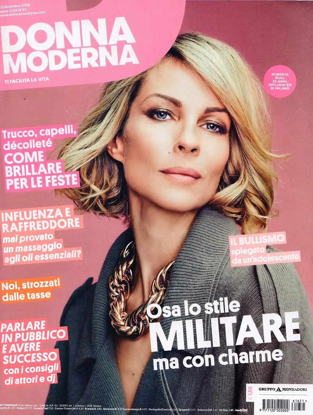 Donna Moderna 2016