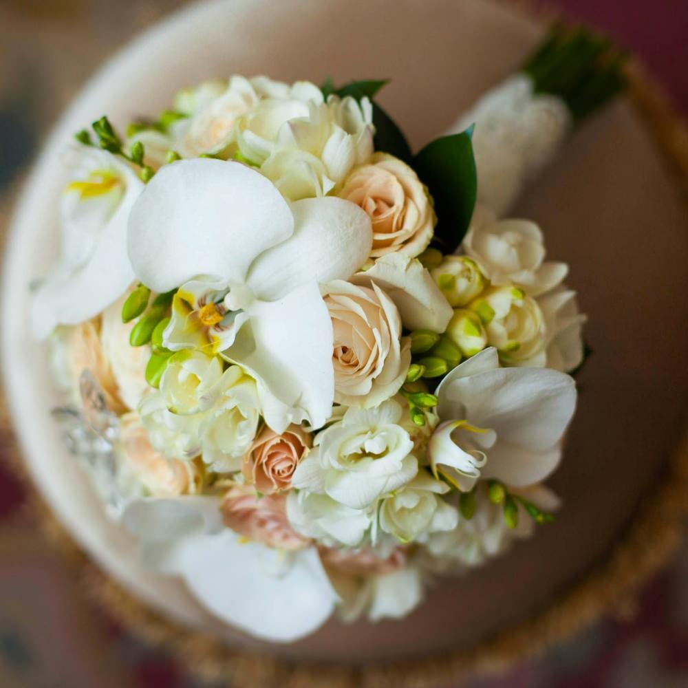 Bouquet Sposa Con Orchidee.Bouquet Mix Con Orchidee Flority Fair