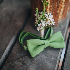 boutonniere greens