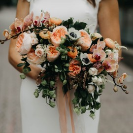 Bouquet orizzontale