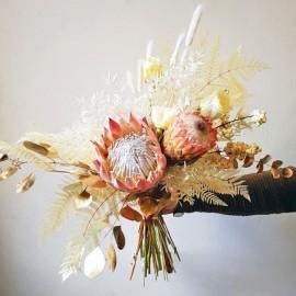Bouquet Protea