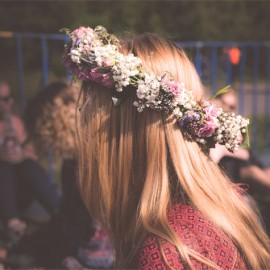 Corso Flower Crown Party Roma