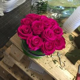 Composizione Rose Stabilizzate