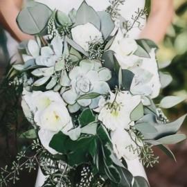 Bouquet piante grasse-succulente