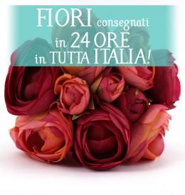 Bouquet di stagione 12€ +