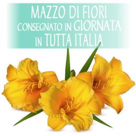 Bouquet Stagionale con consegna in giornata in tutta Italia