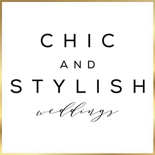 Chic & Stylish Wedding