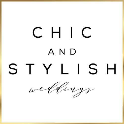 Chic & Stylish Wedding