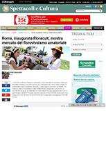 il messaggero Floracult 2018