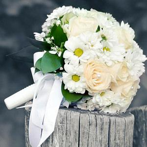 Scelta bouquet sposa